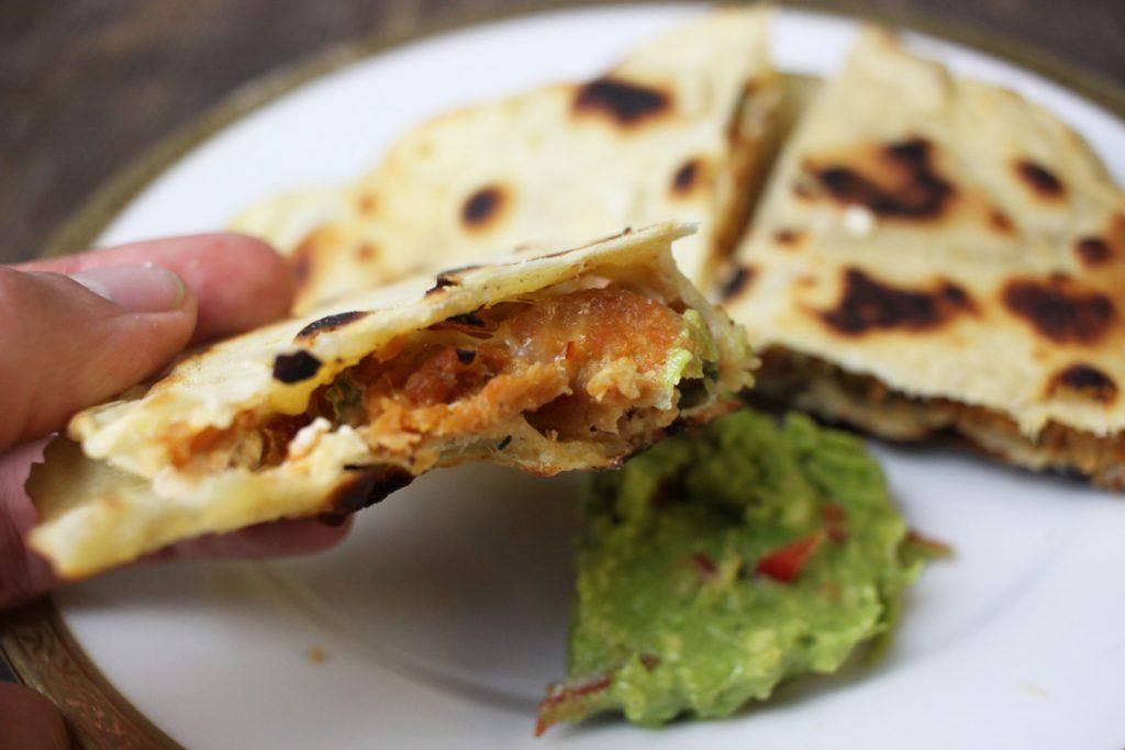 Vegetarische Quesadillas - für alle, die mexikanisches Essen lieben