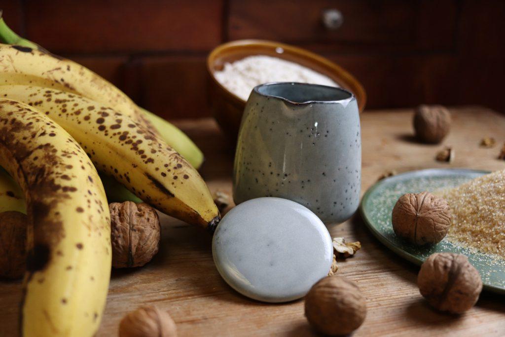 Die Zutaten für die Kekse abwiegen und bereit legen